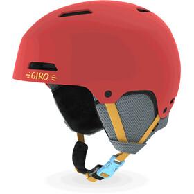 Giro Crüe Helm Dames, rood
